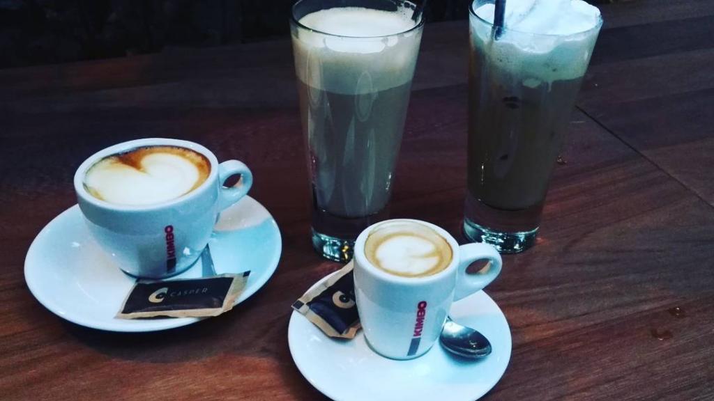 Fiika, Pietarsaari: Coffee